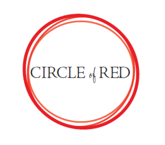 Image result for circle of red